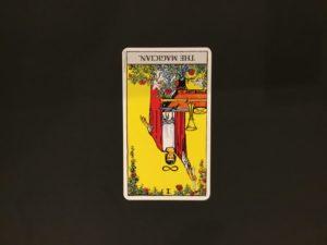 魔術師のカード逆位置
